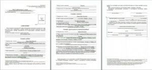 Заявление На Гражданство Рф Нового Образца 2020 Бланк Консультант Плюс