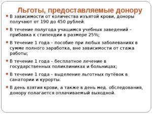 Какие Привилегии У Почетного Донора В Ульяновске