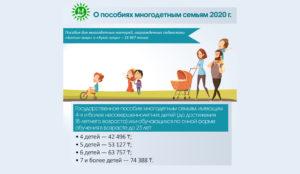 Льготы Для Многодетных Семей В Саратовской Области 2020 Году