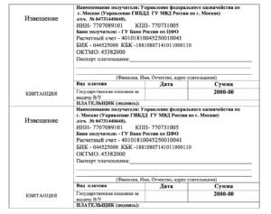 Ярославль Кбк Госпошлина За Изменение Регистрационных Данных
