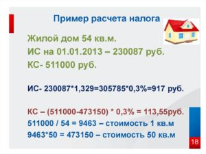Какой Налог На Дом 150 Кв.М Калькулятор