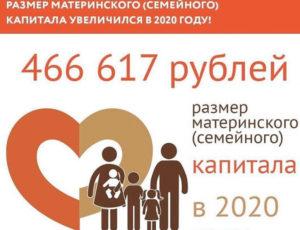 Материнский капитал в 2020 году смоленская область