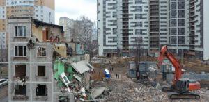 Реновация Пятиэтажек В Москве Последние Новости Адреса Сносимых Домов Свао