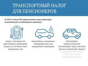 Льготы Для Пенсионеров По Транспортному Налогу В Москве В 2020 Году
