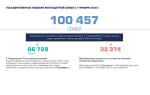 Какая Семья Считается Многодетной В Москве В 2020 Году