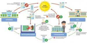 Электронный Больничный Лист В 2020 Году Действия Работодателя