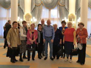 Льготные Билеты В Театр Для Пенсионеров В Москве