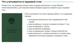 Сколько Лет Надо Отработать Для Присвоение Ветерана Труда Алтайского Края В 2020 Году