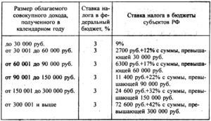 Какой Подоходный Налог С Зарплаты При Наличии Двух Детей В России