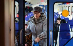 Бесплатный Проезд Для Пенсионеров В Московской Области На Электрички