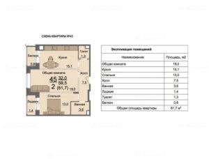 Балкон И Лоджия Входят В Общую Площадь Квартиры 2020