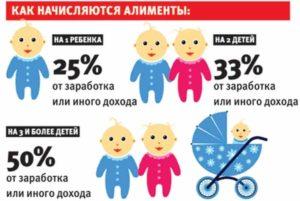 Какой Процент Элементов От Зарплаты За 1 Ребенка