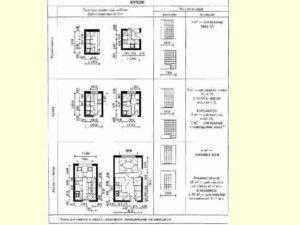 Минимальные размеры жилого дома