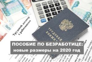 Размер Пособия По Безработице В 2020 Году В Красноярском Крае