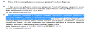 Сколько Дней Можно Жить Без Регистрации В России Гражданам Рф
