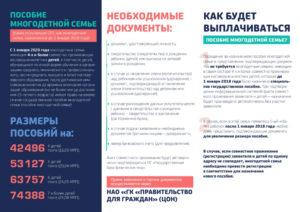 Закон На Налоги На Многодетную Семью 2020 Г И Льготы Башкортостан