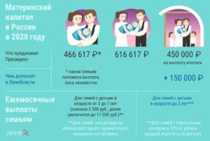 Выплаты при рождении второго ребенка в 2020 году в ростовской области
