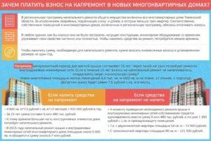 Сколько В Новостройках Не Платят Капремонт