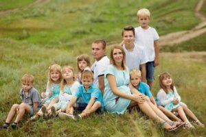 Сколько Детей Многолетноя Семья В Белоруссии