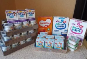 Детская Молочная Кухня Москва Что Положено 2020