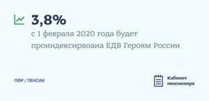 Сколько Всего Герои России На 2020 Год