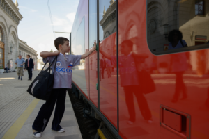 До Скольки Лет Дети Ездят Бесплатно На Поезде Ржд В 2020