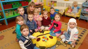Со скольки лет берут в детский сад в москве