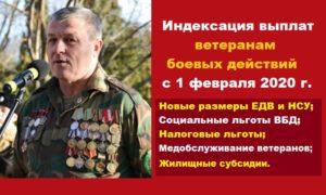 Льготы Ветеранам Боевых Действий В Ростовской Области В 2020 Году